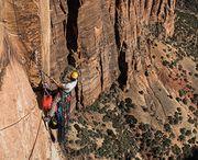 Big Wall Climbing with MAXIM ropes