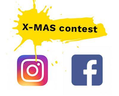 MAXIM Instagram and Facebook contest