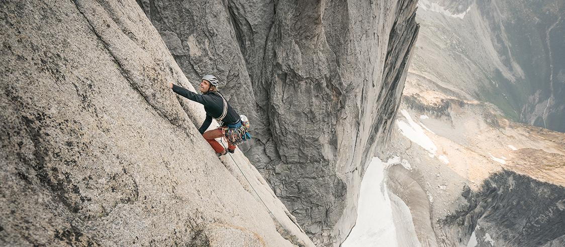 MAXIM climbing picture
