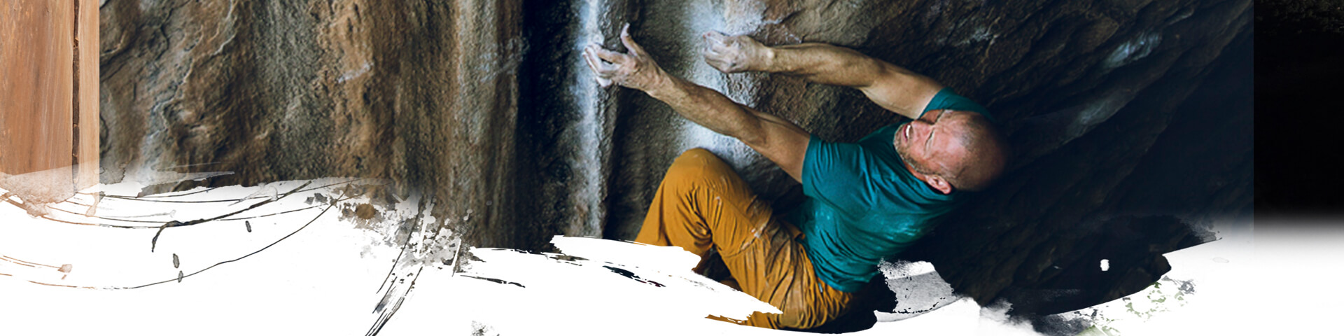 Bouldering without rope