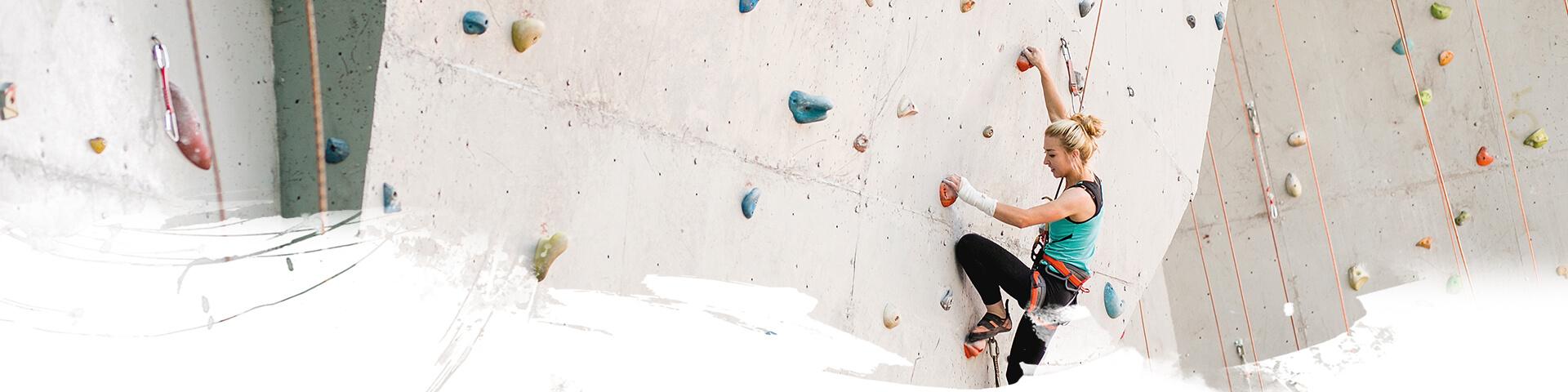 MAXIM ropes for Gym climbing