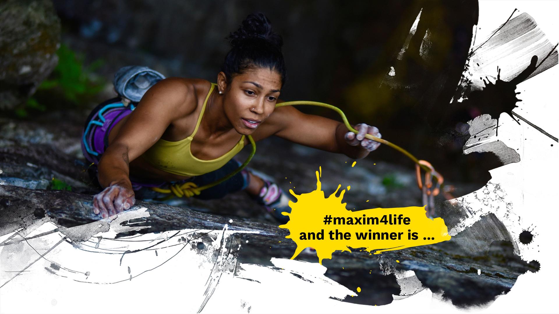 maxim4life Winner