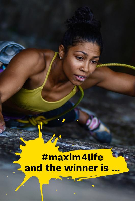 #maxim4life - Maiza Lima