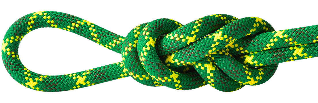 MAXIM Apex Dynamic Rope Green Yellow