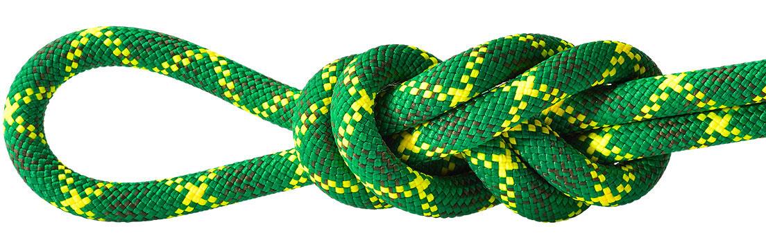 MAXIM Apex Dynamic Rope Green Yellow