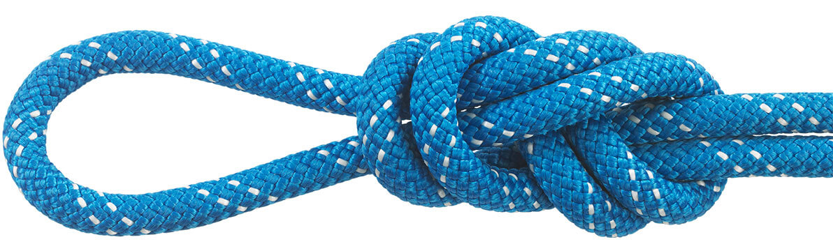 Maxim Canyon Blue Static Rope