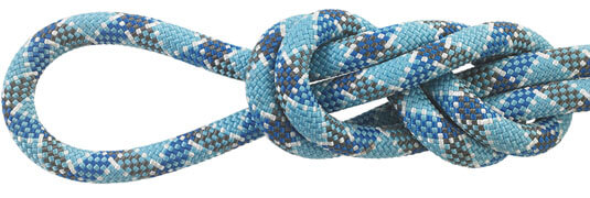 Maxim Chalk Line Blue Dynamic Ropes
