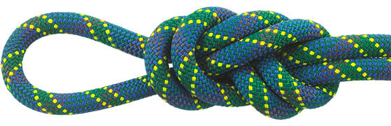 Maxim Chalk Line Green/Yellow Dynamic Ropes