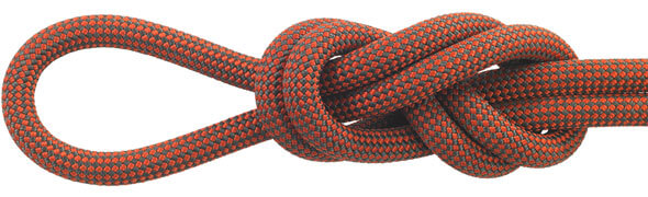 Maxim Chalk Line Orange/Grey Dynamic Ropes