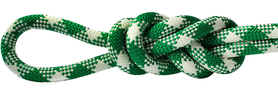 Maxim Equinox Green/White Dynamic Ropes