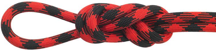 Maxim Glider Red/Black Dynamic Ropes