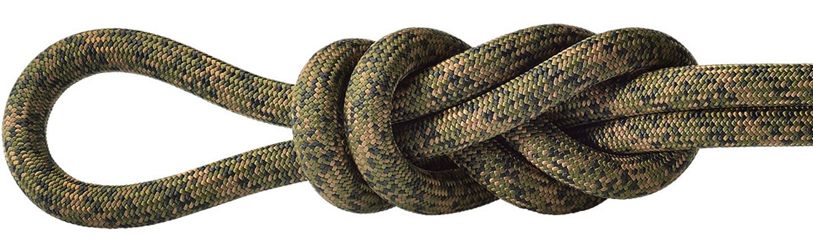Maxim Glider Camoforest Dynamic Ropes