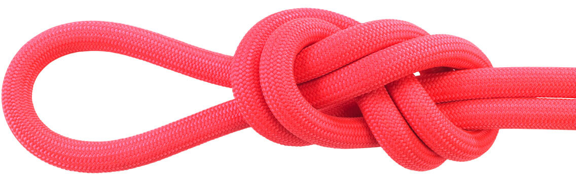 Maxim Glider Pink Dynamic Ropes