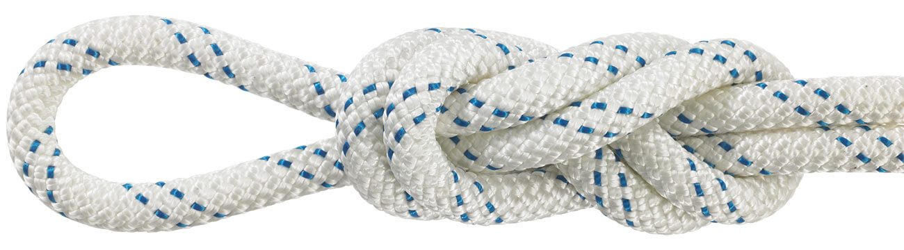 Maxim KM III White/Blue Static Ropes