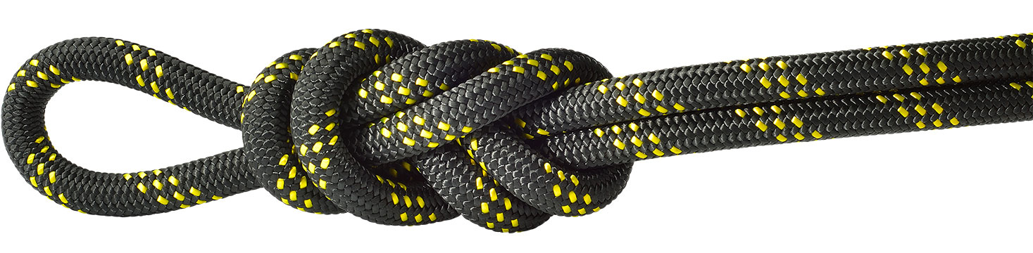 Maxim KM III Max Black/Yellow Static Rope
