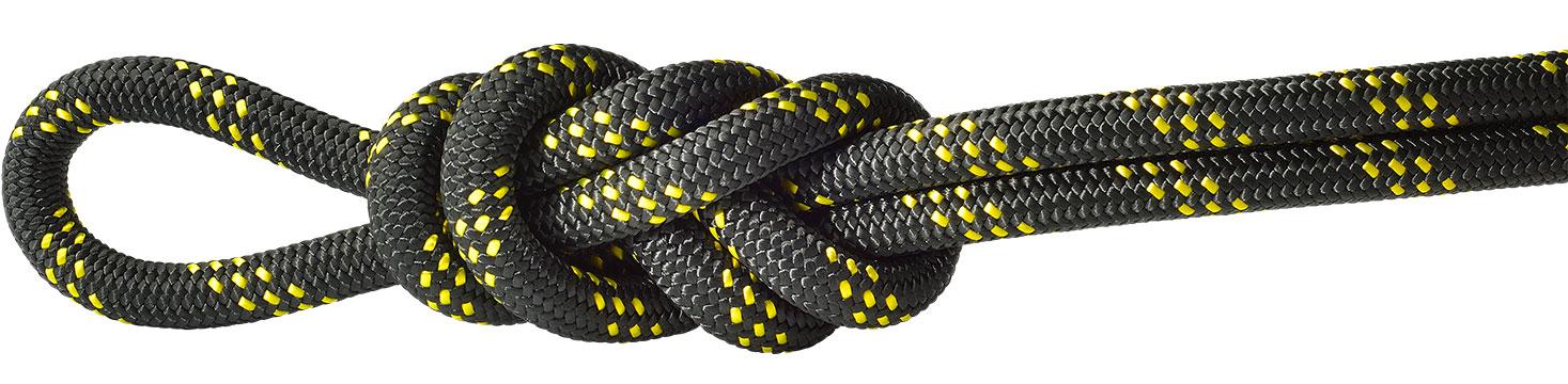 Maxim KM III Max Black/Yellow Static Rope