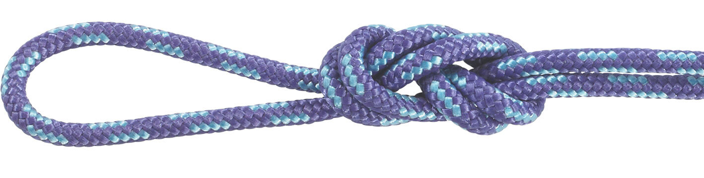 Nylon Accessory Cord Purple/Blue