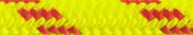 Nylon Accessory Cord Yellow/Red