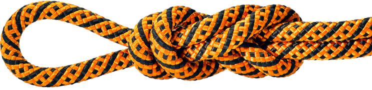 Maxim Patron Orange/Black Static Rope
