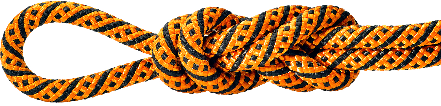 Maxim Patron Orange/Black Static Rope