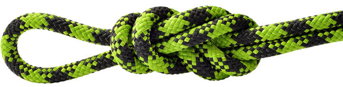 Maxim Patron Green/Black Static Rope