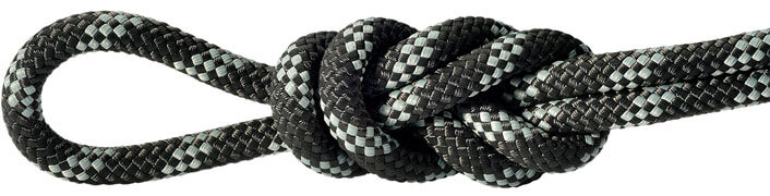 Maxim Patron Black/Grey Static Rope