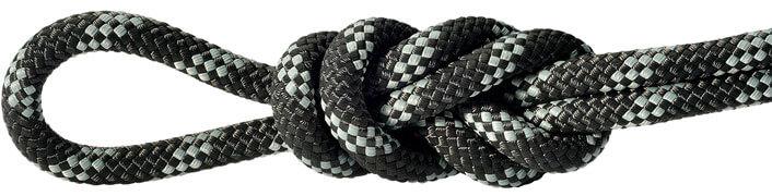 Maxim Patron Black/Grey Static Rope