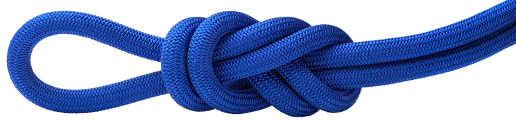 MAXIM Pinnacle 9.4mm Blue Ocean Knot Shot