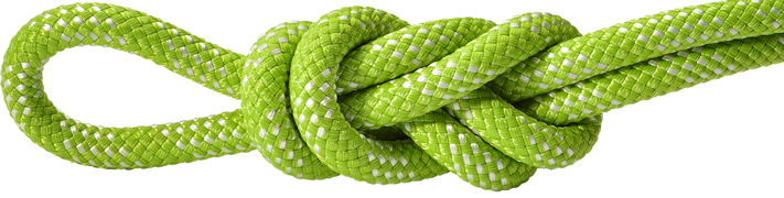 Maxim Platinum Protect PA Green Static Rope