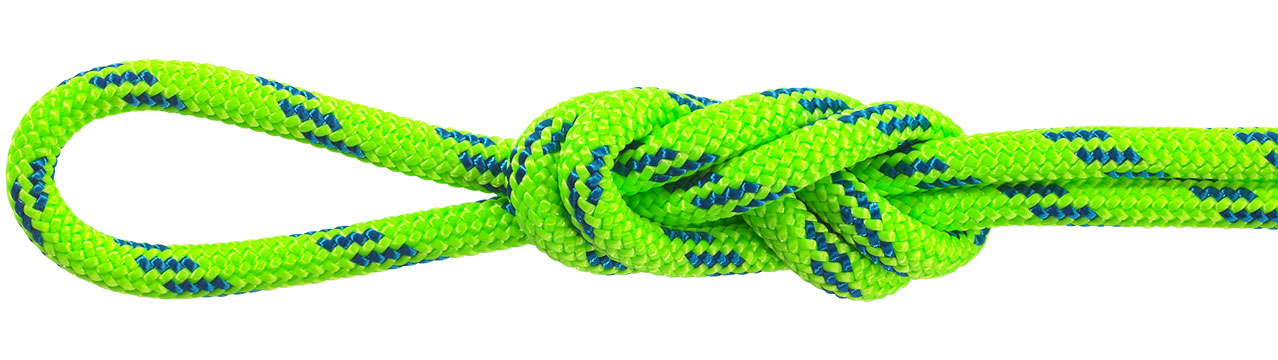 Polyester Accessory Cord Green/Blue