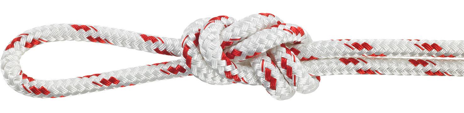 Maxim Sta-Set Red Fleck Static Rope