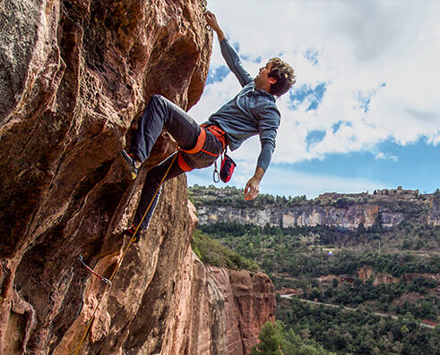 Chris Sharma joins MAXIM team