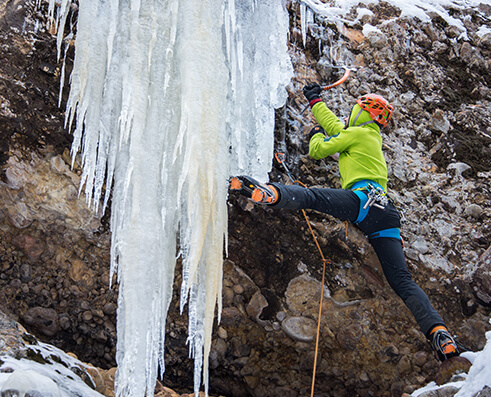 Climbing picture of David Allfrey