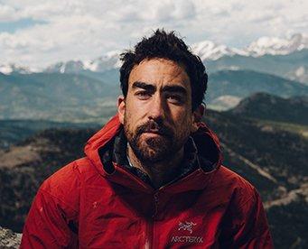 Portrait of  MAXIM climber Edwin Teran