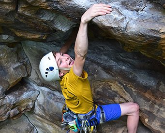 Portrait of  MAXIM climber Jonathan Hörst