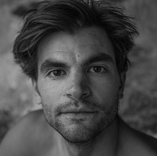 Portrait of MAXIM athlete Josh Larson