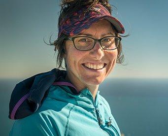 Portrait of  MAXIM climber Madaleine Sorkin