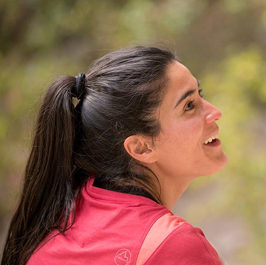 Portrait of MAXIM athlete Maria Fernanda Rodriguez Galvan