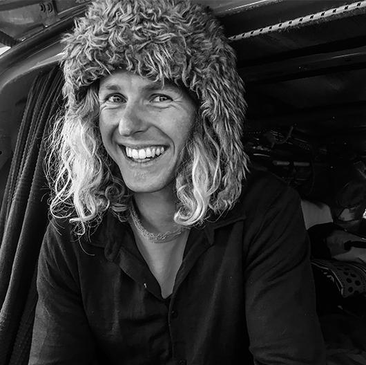 Portrait of MAXIM athlete Mich Kemeter
