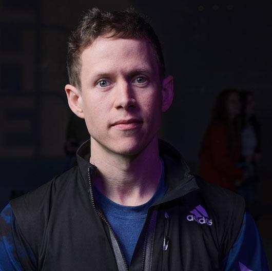 Portrait Shane Messer